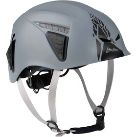 AustriAlpin SHELL.DON Casco da arrampicata, grey